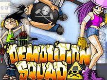 Игровые автоматы в Вулкан Команда Демонтажников